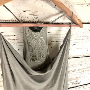 ℬ𝒾𝓇𝒹 by Juicy Couture Delicate Olive Tank